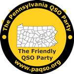 PA QSO Party Logo
